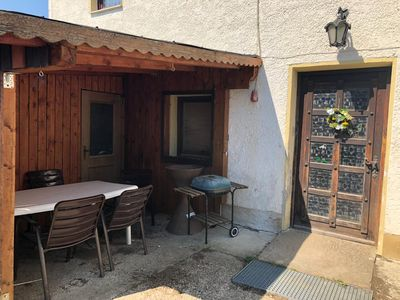 Photo for Idyllic holiday home in high altitude in the Bavarian Forest, WiFi