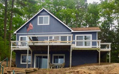 Photo for Newly renovated beautiful lake house with exceptional rating