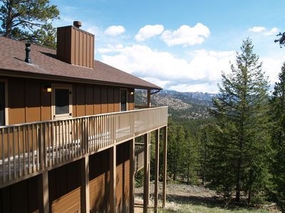 Photo for 4-bedroom Vacation Home at Estes Park Center, YMCA of the Rockies