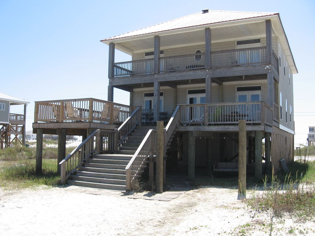 Beaches Bay Or Gulf Side 5 Bedroom