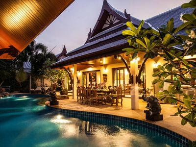 Photo for 3 & 5 Bedroom Villa Rental in Aonang Krabi Thailand