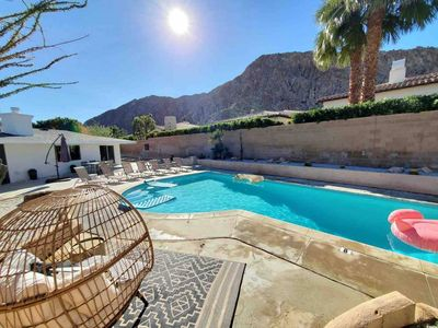 Photo for Highland Palms: Pool, Fire Pit, Putting Green, Bocce