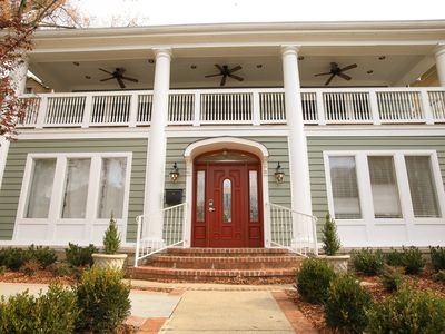 Photo for Classic Southern Mansion on Historic Music Row. Luxury in the Heart of Nashville