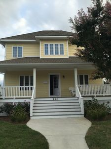 Photo for Beautiful Beach House - 1 Block From Beach & Close To Town