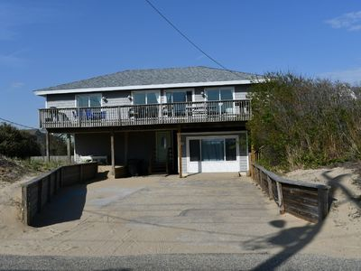 Photo for Semi-Oceanfront , Pool, Hot Tub,  Ocean views, Close to Public Beach and Market