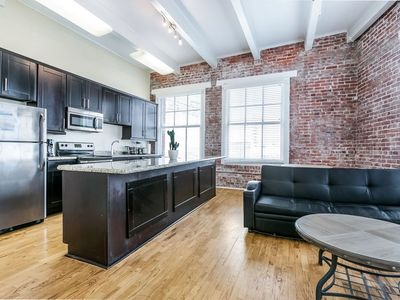 Photo for Gorgeous condo in Merchant Lofts by Hosteeva