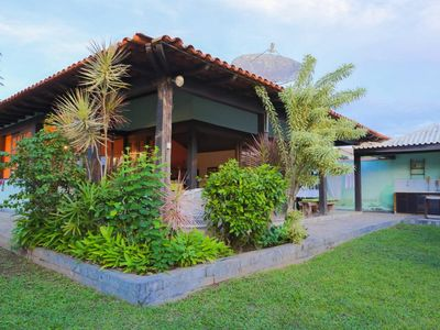 Photo for Beautiful house in Geribá # 361