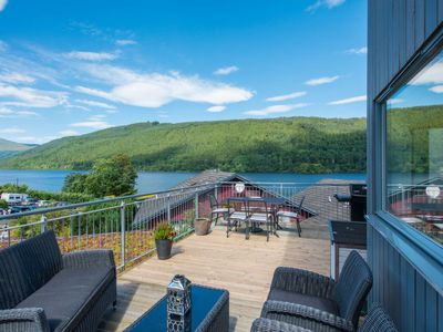 Photo for Vacation home Tay Loch  in Kenmore, Scotland - 4 persons, 2 bedrooms