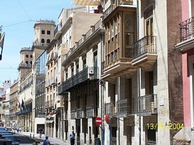 Photo for Charming Beachside Flat In Historic Centre Of Alicante