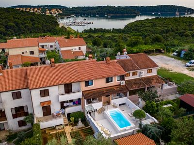 Photo for Villa Sarchi with private pool and sea view