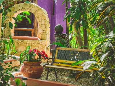 Photo for COCOS CABANAS, QUEEN CABANA (M),4 Miles from Playa del Carmen,1 Mile from the Be