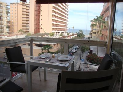 Photo for Stunning apartment in Fuengirola-Los Boliches