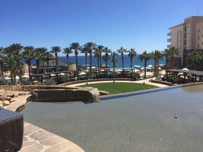 Photo for One bedroom, 2 bath  at Grand Solmar Land's End in Cabo San Lucas