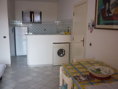 Photo for One bedroom Apartment, sleeps 4 in Stintino