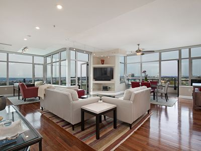 Photo for Panoramic Views - Luxury High-Rise - Fully Remodeled