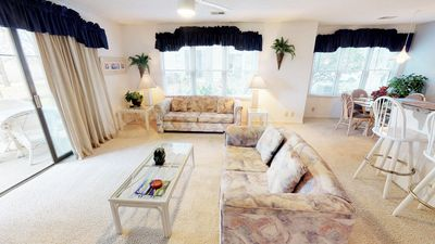 Photo for First Floor Villa w/ FREE access to Activity Center Pools - Golf Course Views!