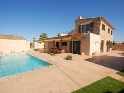 """Photo for Modern country house """"Casa Coco"""" with pool 6 pers."""