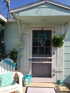 Photo for PRIVATE ENCHANTING 1930'S ARTIST'S BEACH COTTAGE-LAST MINUTE AVAILABILITY AND DI