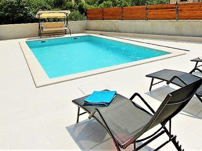 Photo for Noka Holiday House with pool, Split's hinterland