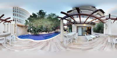Photo for (AT107) Amazing Terrace+PrivatePool+WIFI