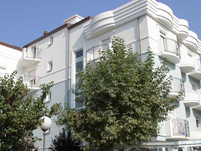 Photo for Residence located in a quiet area of Riccione, 50 meters from the sea