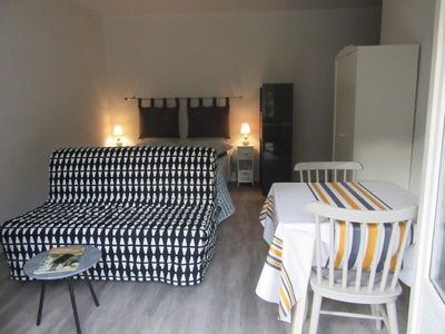 Photo for Apartment Cambo-les-Bains, studio flat, 2 persons