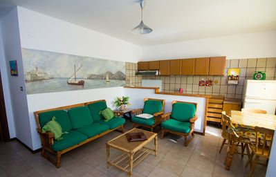 "Photo for Three room apartment 250 meters away from the sea ""Dentice"""