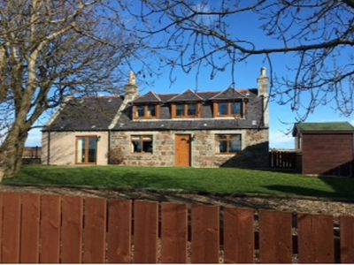 Photo for Wonderful 5 bedroomed home in rural Aberdeenshire