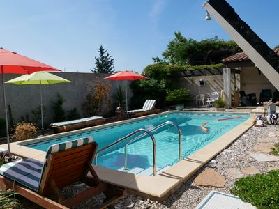 Photo for Rental 500 m from the center of Clermont l'Hérault