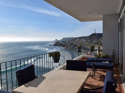 Photo for Luxury Oceanfront Condo - Relax & Enjoy The Balcony View