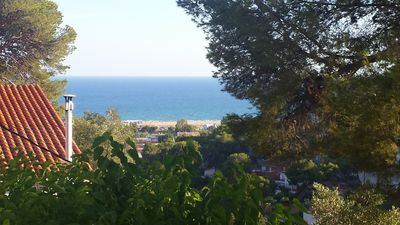 Photo for family-friendly, quiet, close to the beach, Barcelona in 30 min. available