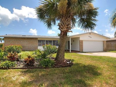 Photo for Beautiful Pool Home! Walk to the Beach