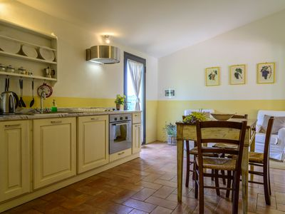 Photo for Residence with 1 bedroom Chianti, Tuscany