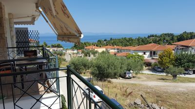 Photo for Appartment In Kriopigi Halkidiki,  License No. 00000000535