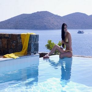 Photo for A unique 3 bedroom villa with amazing sea views and infinity swimming pool