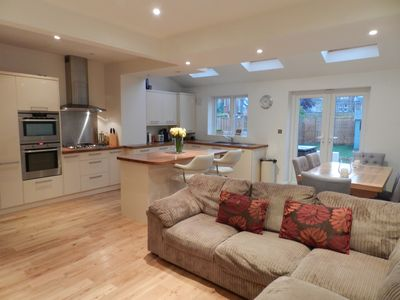 Photo for Fantastic Family Home for Wimbledon ideal for Tennis or London Sightseeing