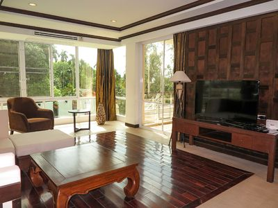 Photo for Amazing Value Pool-side Apartment in Karon Beach.
