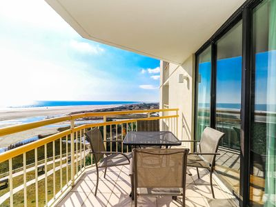 Photo for South Tower JJ4- Just Listed! Oceanfront-What a View! Remodeled Kitchen & Baths!