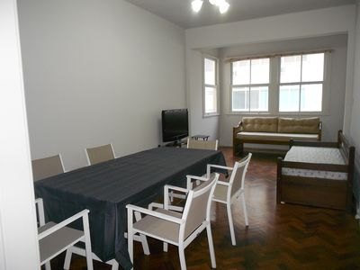 Photo for 4BR Apartment Vacation Rental in Copacabana, RJ