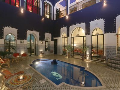 Photo for Entire Riad in Marrakesh