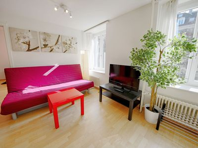 Photo for ZH Keita - Stauffacher HITrental Apartment