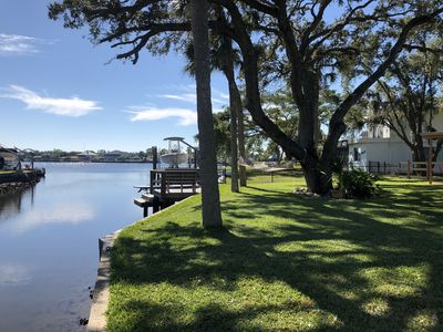 Photo for Waterfront/Private pool/Gulf Access/Huge Backyard/New Remodel!!!!