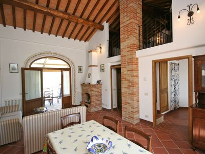 Photo for 2 bedroom Apartment, sleeps 6 in Corsano with Pool and WiFi