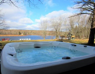 Photo for 🍎 Big city getaway. Secluded Lake house!🏡 Perfect for groups and families!