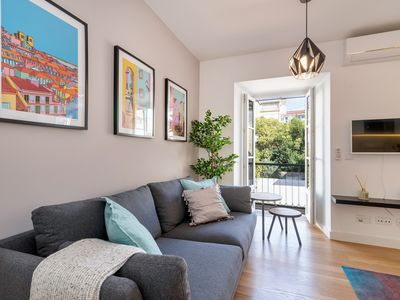 Photo for Portuguese Modern Style flat for 4