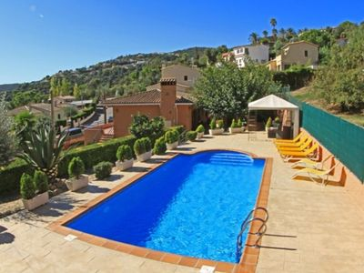 Photo for Club Villamar - Nice house with private swimming pool.