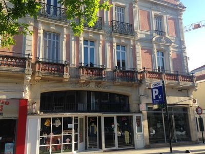 Photo for 3 Rooms for 6 people 2 mins walk from the Beach! 3 hours from Paris by TGV ...