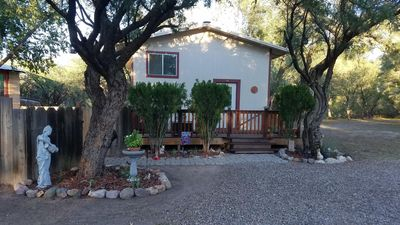 Photo for Come for the weekend or stay for a month! Cozy and Secluded Hideaway.