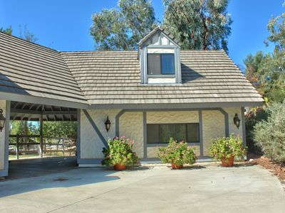 Photo for Guest home on Picturesque Ranch, Close to Wineries,OHV,etc. Horses Welcome!