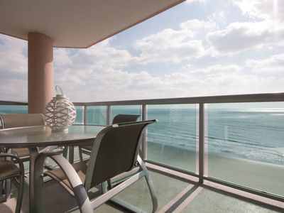 Photo for Luxury 4 Bedroom Oceanfront Condo In Blue Water Keyes